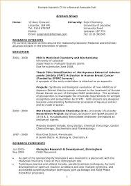 Resume For Graduate Student Academic Cv Graduate Student Business Proposal Templated