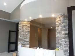 Stone Reception Desk Reception Desk With Dry Stacked Stone Almost Complete Jmg
