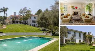 cecil b demille estate celeb digs angelina jolie pays 25 million for historic cecil b