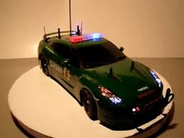 remote control police car with lights and siren fantasy 1 10 rc washington county oregon sheriff s police car youtube