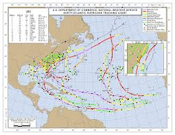 Florida Map Cities Jim U0027s Hurricane City Predictions
