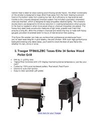 top 3 bbq smokers for fathers day 2017