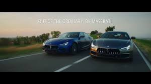gold maserati ghibli the new maserati ghibli out of the ordinary youtube