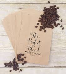 coffee wedding favors the blend coffee wedding favors coffee favors