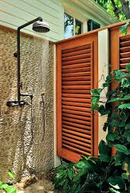 Outdoors Shower - outdoor showers outdoor shower more things to do with our old
