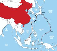 Map Of The Asia by A Fleet Plan For 2045 The Navy The U S Ought To Be Building