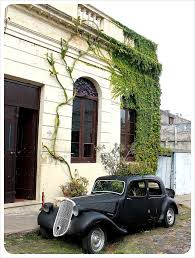 vintage citroen the vintage cars of uruguay globetrottergirls