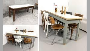 Langer Schreibtisch Tische Tables Archive Retro Salon Cologne
