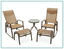 Patio Chairs With Ottoman Patio Chairs With Ottoman