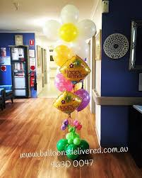 balloon delivery 15 best balloon delivery bouquets images on balloon