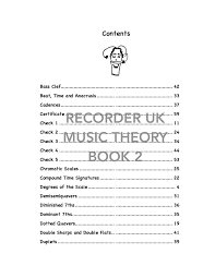 Duplets by The Ruby Recorder Music Theory Book 2 Uk Terms Download Wild