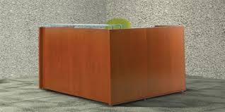 Lobby Reception Desk Faustinos Custom Made Wood Lobby Reception Desks Are Made In The Usa