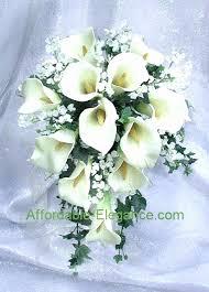 bridal bouquet cost 60 calla wedding bouquet cost wedding idea