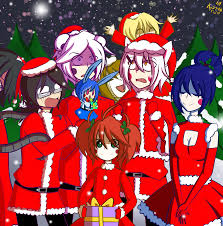 merry christmas sister location kizy ko deviantart