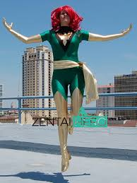 Jean Grey Costume Halloween Costume Alice Picture Detailed Picture Free Shipping