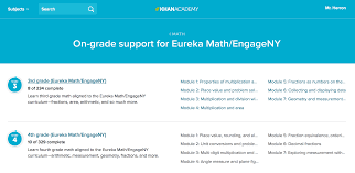 remediation and eureka math engageny article khan academy
