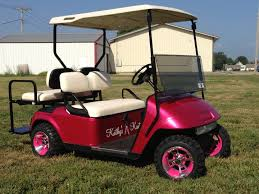 custom golf carts balls out motors