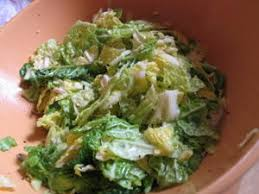 cuisiner le chou frisé chou frisé en salade manger cru