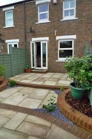 attractive patio design ideas for small gardens small space back