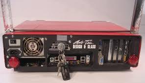 Pc Case Diy Christine Diy Hotrod Car Computer Case Mod For Classic Car Lovers