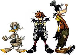 Kingdom Hearts Halloween Costumes Oafe