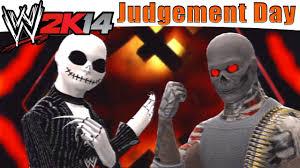 Wwe 2k14 Jack Skellington Vs Terminator Wrestling Match