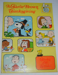 1974 a brown thanksgiving comic book by retropickins