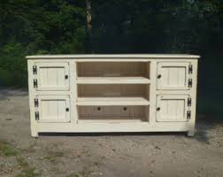 Shabby Chic Credenza by Distressed Credenza Etsy