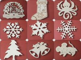 best collections of laser cut christmas ornaments all can