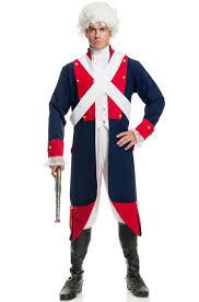 civil war halloween costumes u0027s mens revolutionary colonial officer soldier uniform