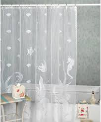shower curtain ideas for small bathrooms image of cotton shower