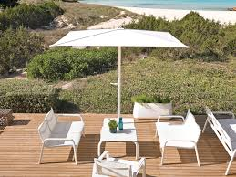 Patio Table Parasol by Bali Parasol Modern Outdoor Furniture