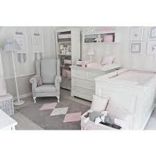 kinderzimmer in grau teppich rauten grau rosa gavle