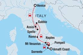 Pompeii Map Italy Uncovered Italy Tours Intrepid Travel Us