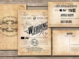 unique vintage wedding invitations vertabox com