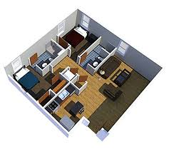 apartment layouts monroe apartments residence life housing