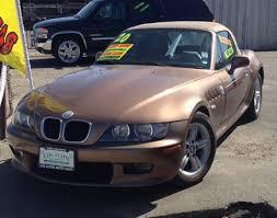 bmw of modesto bmw z3 for sale in modesto ca carsforsale com