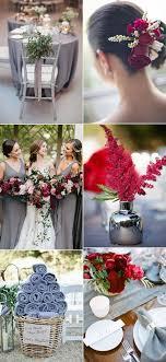 wedding color schemes burgundy wedding colors stylish wedd