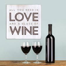 Home Decor Glass Stratton Home Decor Stratton Home Decor Love U0026 Wine Decorative