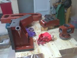 gpg super milling machine restoration