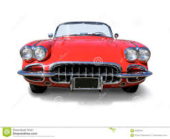 vintage corvette drawing corvette stock photos royalty free images dreamstime