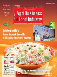 lairage cuisine led gulfood special issue of agribusiness food industry by s jafar
