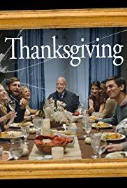 thanksgiving tv series 2016 imdb