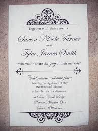 Wedding Invitation Information Card Let U0027s Drink Coffee Darling Our Wedding Stationery