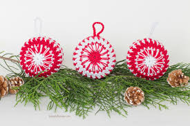 hopeful honey craft crochet create candy cane christmas