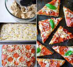 Twisted Kitchen Menu Twisted Garlic Bread Pizza Braid Facebook