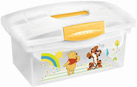 Winnie The Pooh Curtains For Nursery by Solution Nursery Changing Box Winnie The Pooh Nappy Diaper Storage