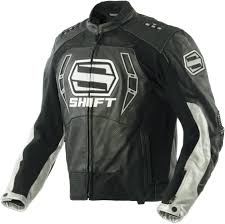 vented leather motorcycle jacket twf review 2007 shift racing octane leather jacket