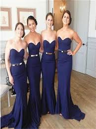 navy bridesmaid dresses mermaid bridesmaid dress navy blue bridesmaid dress jersey