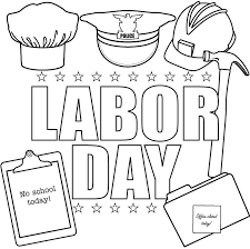 Printable Labor Day Coloring Page Coloringpagebook Com Day Printable Coloring Pages